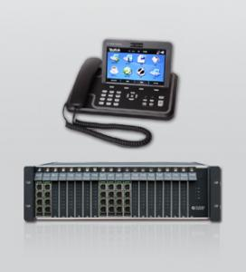 申瓯SOC8000 IP-PBX(5U)